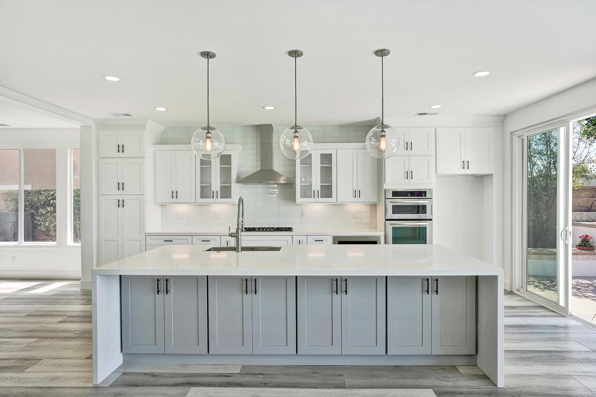 Main street kitchen and flooring - Aliso Viejo Home Remodeling